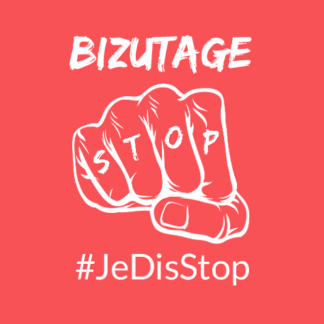 Bizutage | #JeDisStop